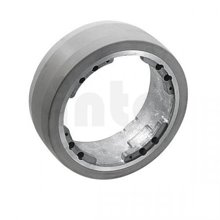 Přední pneumatika KÄRCHER, bez profilu - 1 ks