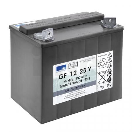 Baterie KÄRCHER bezúdržbová - 12 V - 25 A - 1 ks