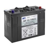 Baterie KÄRCHER bezúdržbová - 12 V - 105 A - 1 ks