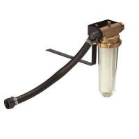"""Jemný vodní filtr KÄRCHER, 90–120 ?m, R 1"""", vhodný pro tlakový a sací provoz"""