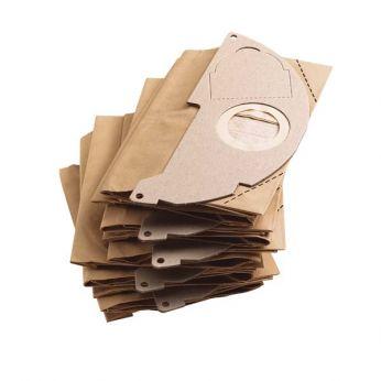 KÄRCHER Papírové filtrační sáčky pro A 2101, A 2105, A 2111, A 2131 (5 ks)