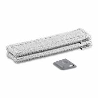 KÄRCHER Potah z mikrovlákna na stírání pro venkovní použití WV 5 Premium (2 ks)