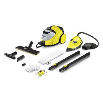 Parní čistič KÄRCHER SC 5 EasyFix Iron Kit se žehličkou 1.512-533.0
