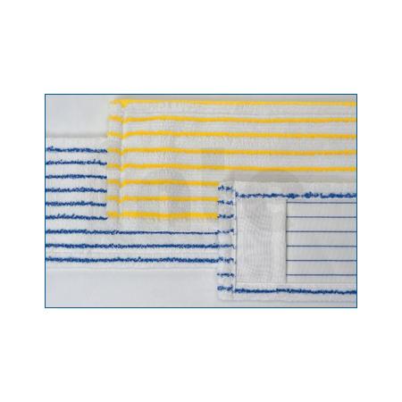 Mikro mop Sprint kapsový 40 cm bílo-žlutý