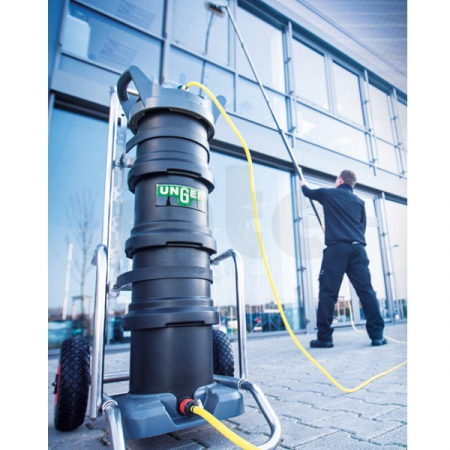 UNGER - HIFLO HydroPower DI Starter Set pro mytí oken demineralizovanou vodou