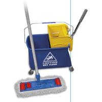 EASTMOP Mopset Plastový vozík s mopem