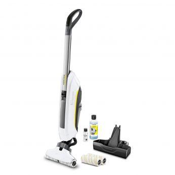Podlahový mycí stroj KÄRCHER FC 5 Cordless Premium White bateriový 1.055-660.0