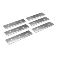 Sada náhradních nožů pro sekačku KÄRCHER RLM 4 2.445-026.0