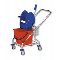 EASTMOP REKORD 1x17 l sklapovací úklidový vozík - bez košíku