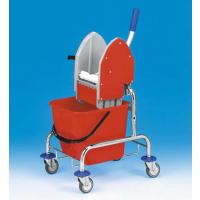 EASTMOP CLAROL 1x17 l nerez úklidový vozík