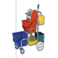 EASTMOP KAMZÍK 2x17 l úklidovový vozík - 2 kbelíky 6 l