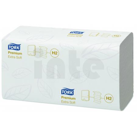 TORK Xpress® Extra Soft skládané papírové ručníky - 2 100 útržků