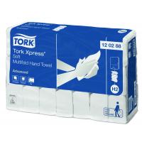 TORK Xpress® skládané papírové ručníky - 2 856 útržků