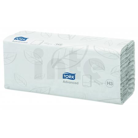 TORK C-fold papírové ručníky - 2 400 útržků