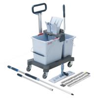 VILEDA US Pro Ready to Go Kit Push se 2 vědry (mop MicroLite), 25l + 10l - 1 ks
