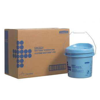 KIMBERLY-CLARK WETTASK* Roll Wiper Dispenser, zásob. na vlh.utěrky, 4 x kyblík (náhr. 7922)
