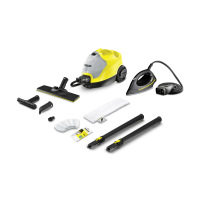Parní čistič se žehlící stanicí KÄRCHER SC 4 EasyFix Iron Kit 1.512-461.0