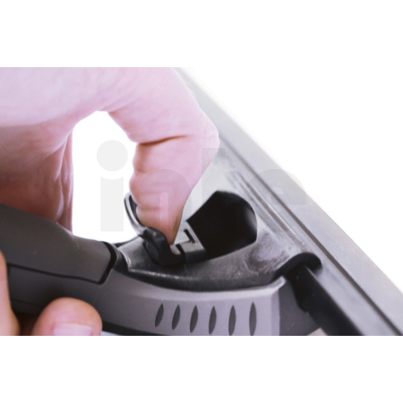 UNGER - ErgoTec®-NINJA stěrka 45cm, komplet, 40°, EN450